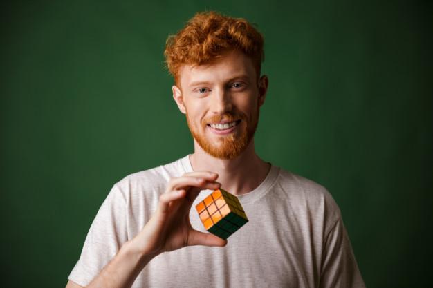 simpel rubiks cube
